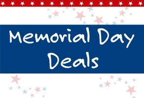 Weekends Only Memorial Day Deals
