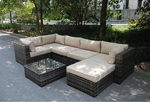 Weekends Only Patio Sectionals