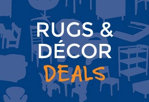 Rugs & Decor Deals