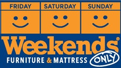 Weekends Only Furniture and Mattress Happy Days