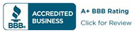 BBB Rating  - Weekends Only Furniture and Mattress