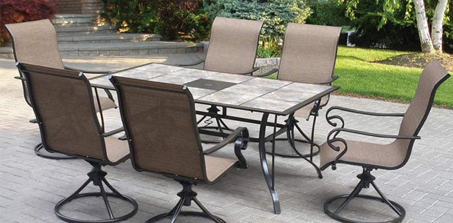 dining cheap kenzo residential woven outdoor patio sets furniture location