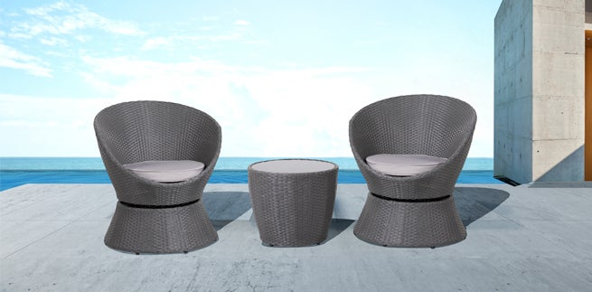 Weekends Only Outdoor Patio Furniture