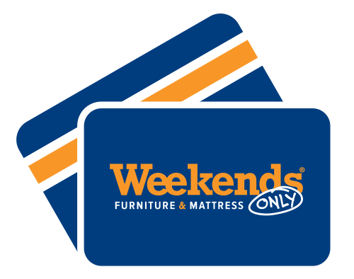 Weekends Only Credit Cartd