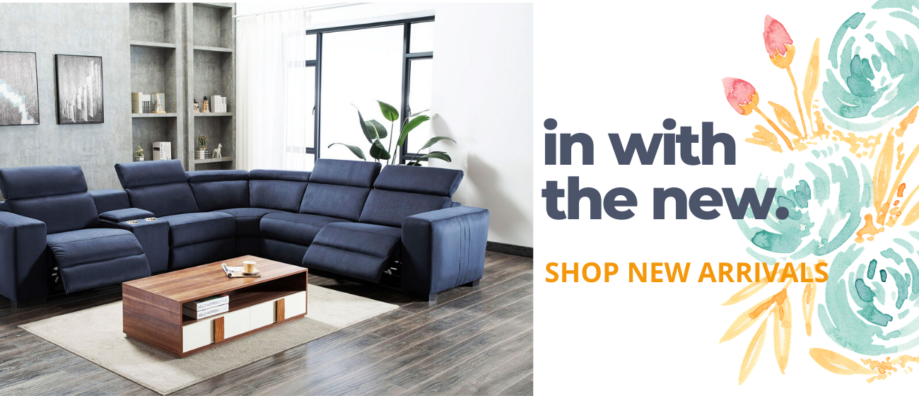 New Arrivals - Trending now - Sofas, Loveseats, Accents & Decor