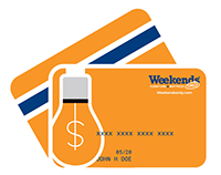 Weekends Only Credit Card